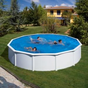 fidji piscina desmontable gre redonda