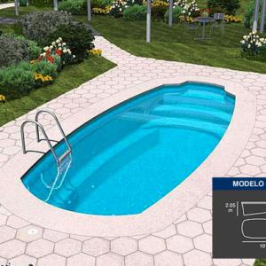 gondola1 piscina poliester coinpol