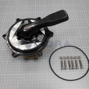 "4404120110 Tapa distribuidora negra 1 1/2"" Astralpool"