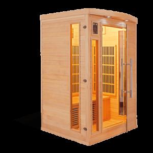Sauna infrarrojos Apollon-2