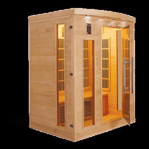 sauna infarrojos apollon 3