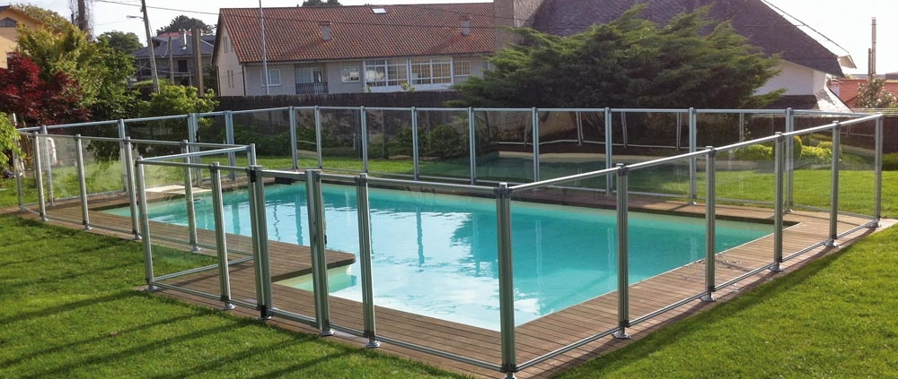 valla transparente seguridad miguel cabello piscinas niños